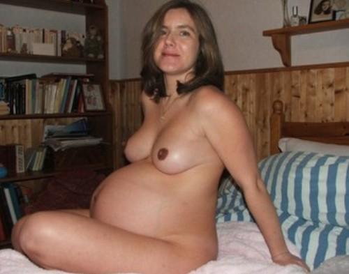 Schwangere Milfs